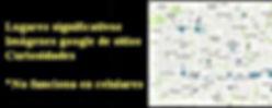Google maps de las historias y recorridos de Harry Bosch