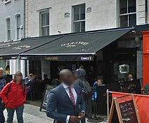 Garavan's | el antiguo Pub irlandes