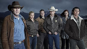 Sheriff Walt Longmire y equipo