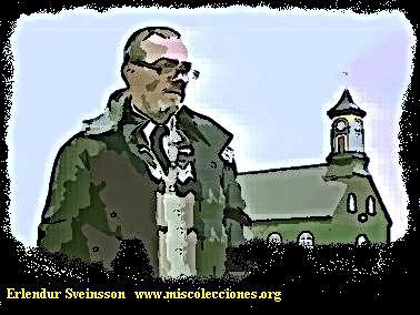 Erlendur Sveinsson biografía | Personaje Novela Negra | Islandia