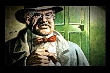 Dr. Gideon Fell | Londres | | Un Mundo de Novela