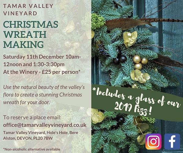 Christmas Wreath Making at Tamar Valley Vineyard 2021.jpg