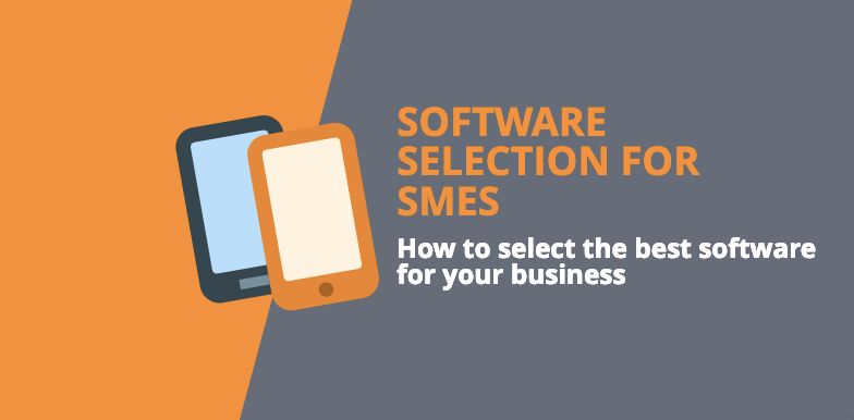 Software selection for SMEs banner