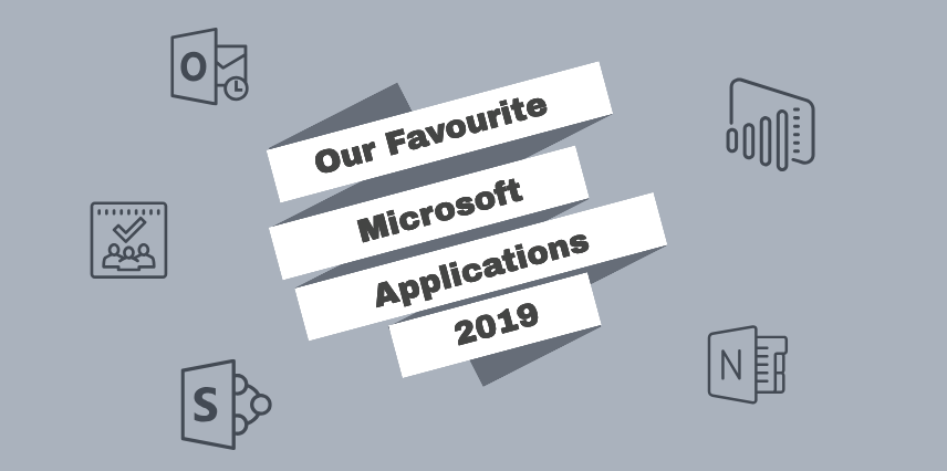 Our Favourite Microsoft Applications 19 Banner