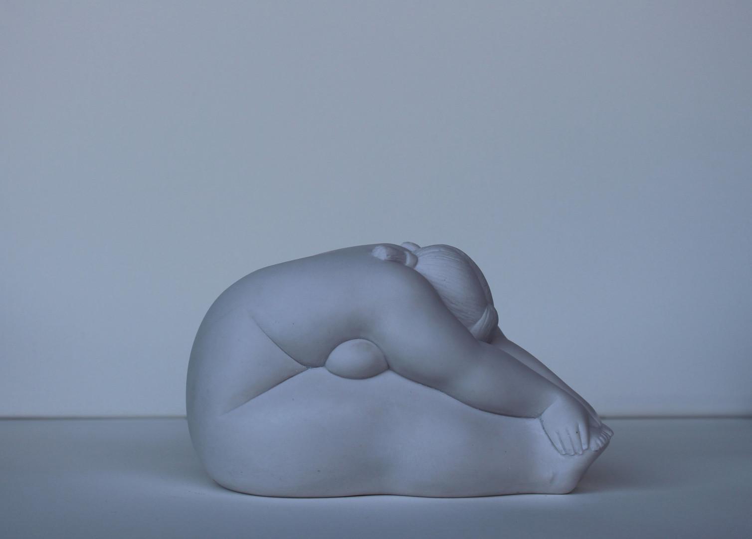 Galka | Pollystone | 17x15x17 cm | 1/10 | Euro 1400,-