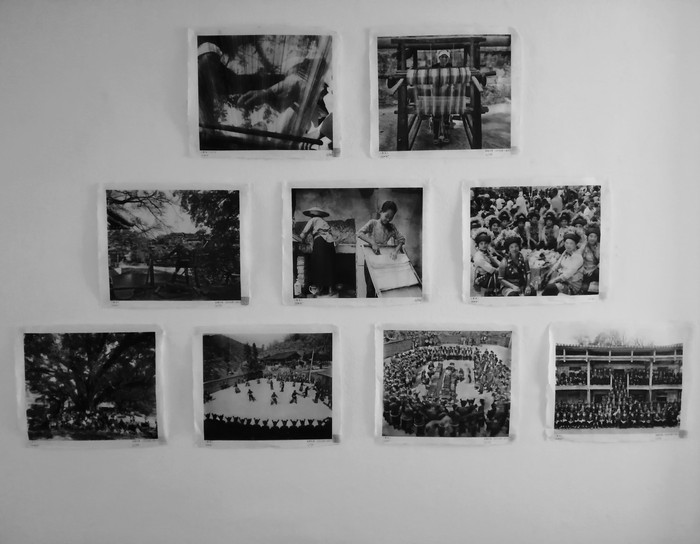 Fotografien   Serie Pumi Dorf