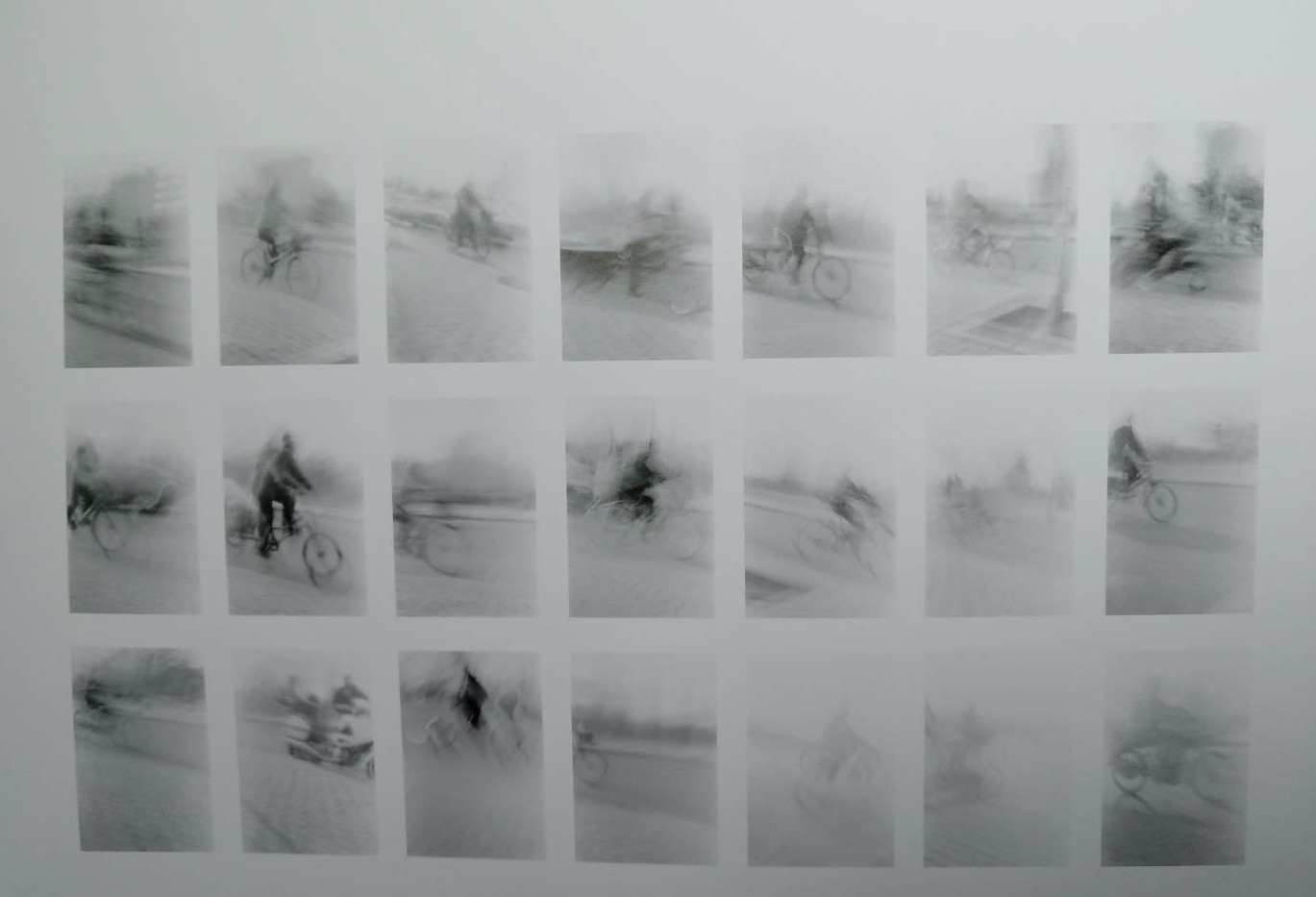 Photoserie Li Gang in the greyscale, collection of National Gallery Museum Canberra, Australia