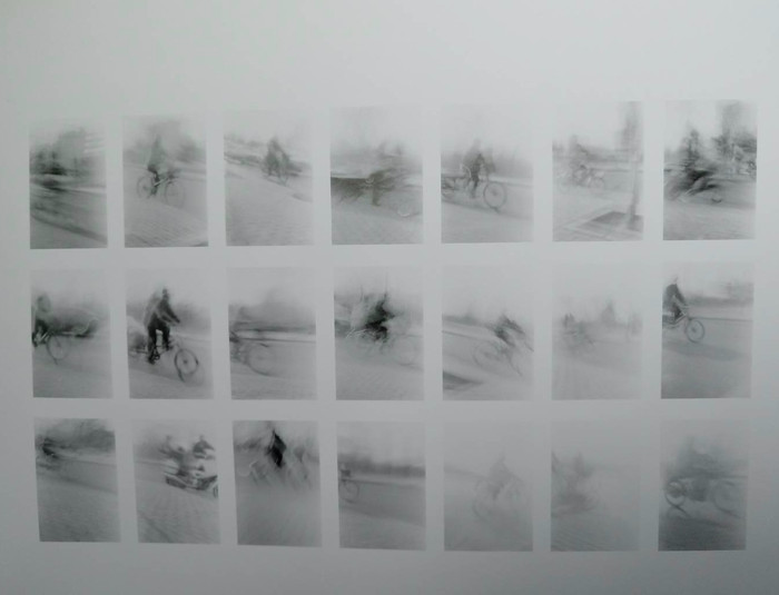 Photo series Li Gang in the greyscale, collection of National Gallery Museum Canberra, Australia