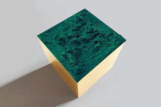 green-box | 14x14x14 cm | Euro 690,-