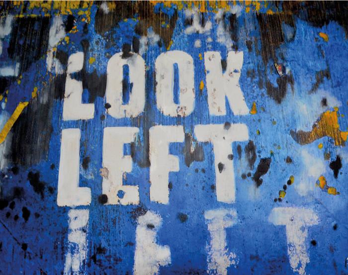 LookLeft |120x80cm | 2013