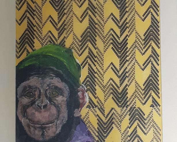 Bananenblues  2019 Mischtechnik auf Papier 80x60.jpg