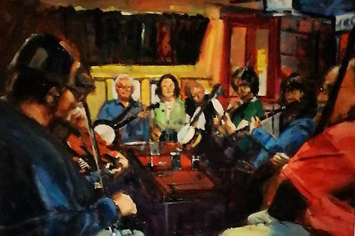 Michael Hanrahan | Musicians in the Pub