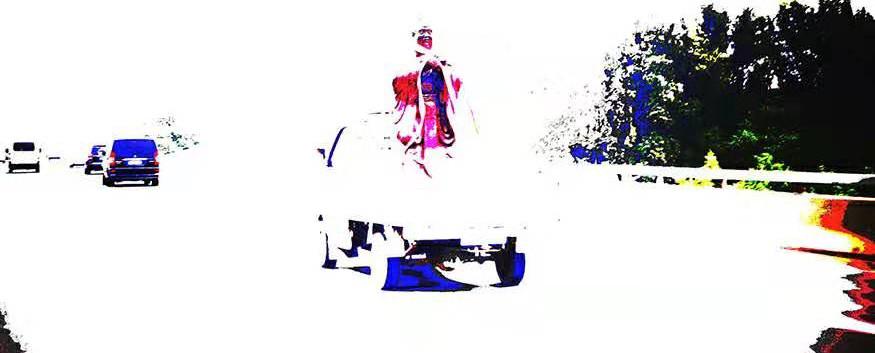 Fotoserie Konfuzius   Li Gang   2019   Edition 5  Euro 1500,-