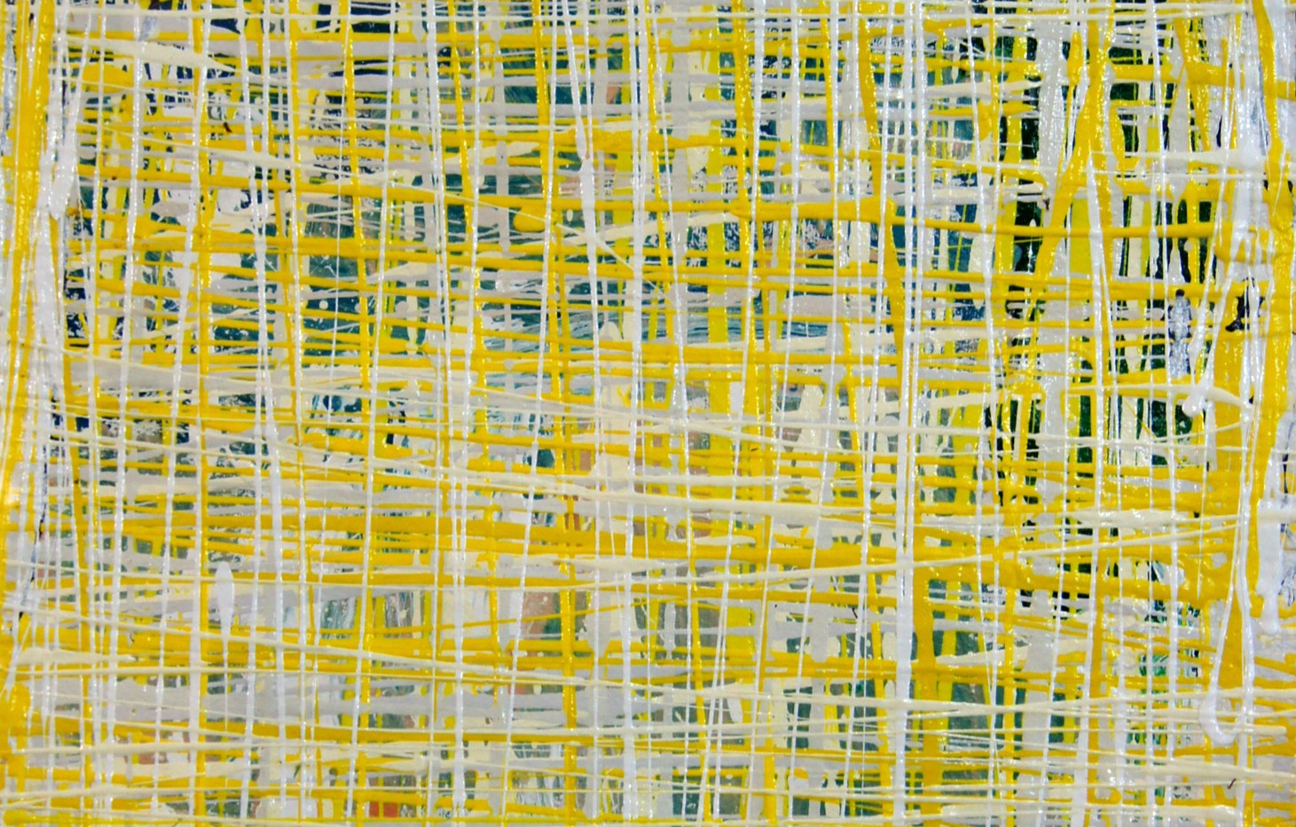 Yellow II | Ausschnitt | 120x160cm | frei gerahmt | Euro 1800,-
