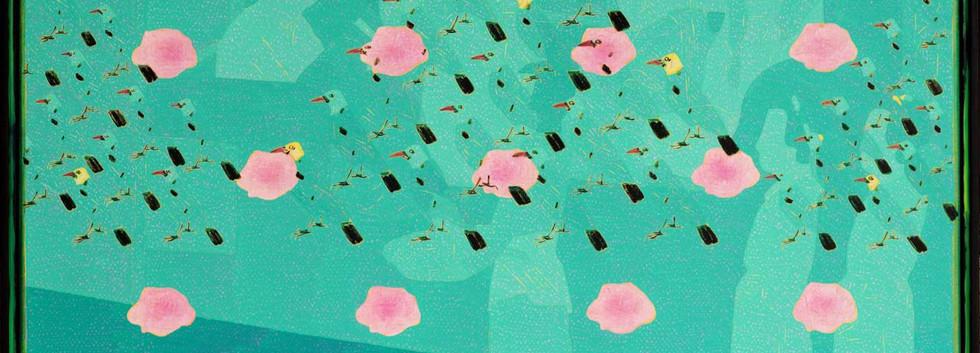 Wang Chongxue | Seethrough | Ölmalerei |