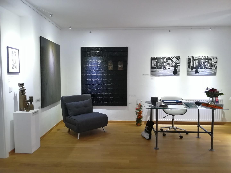 """Werke von Paata Kokaia in der UPdate GALLERY """"Wunsch & Wirklichkeit"""""""