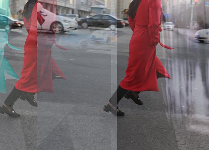 Li Gang | Photography | 140x66cm | Edition 5 | in lightbox | Euro 2000, -