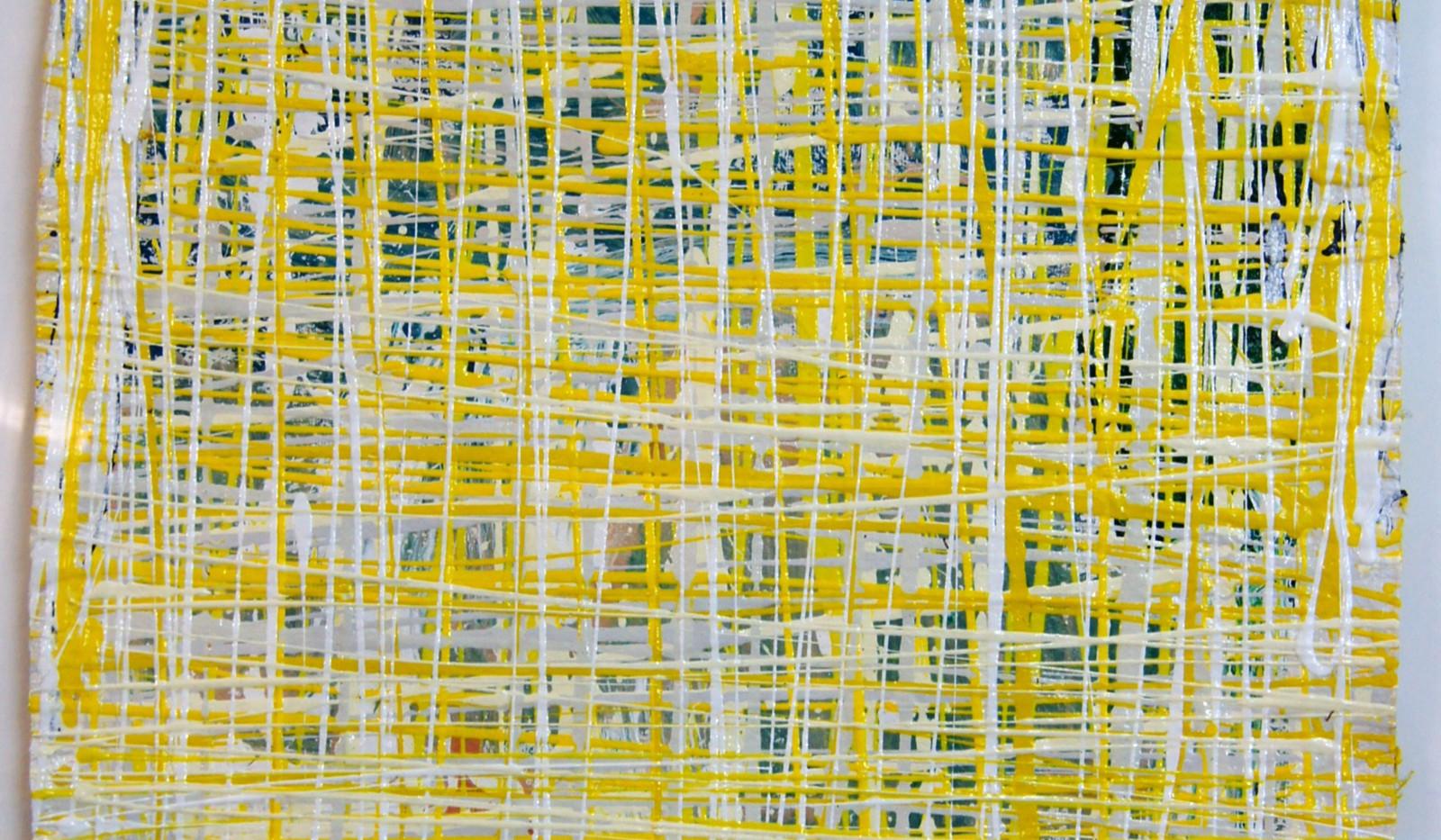 Yellow II | 120x160cm | frei gerahmt | Euro 1800,-