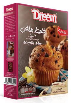 Dreem Muffin Mix Vanilla
