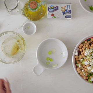Domty Feta Cheese Moroccon Salad