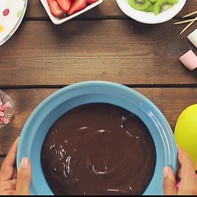 Nestle Condensed Milk Fondue