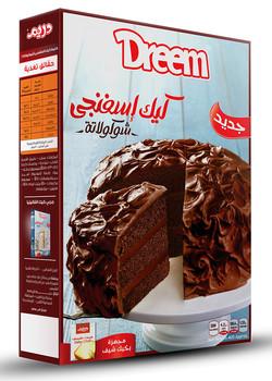 Dreem Sponge Cake Chocolate
