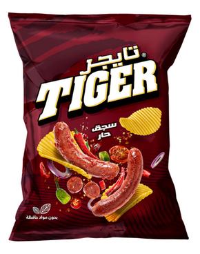 Tiger Sausage flavor