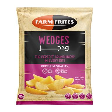 Farm Frites Wedges