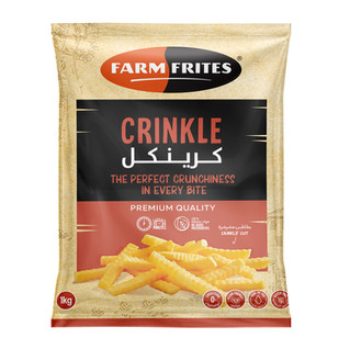 Farm Frites Crinkle