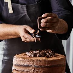 Ozone Chocolate cake