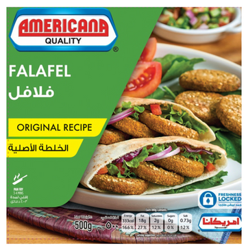 Americana KSA frozen Falafel