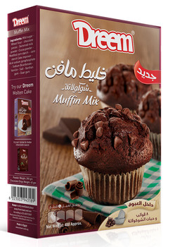 Dreem Muffin Mix Chocolate