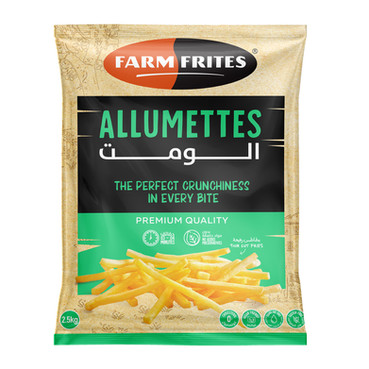 Farm Frites Allumettes