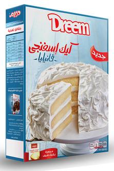 Dreem Sponge Cake Vanilla