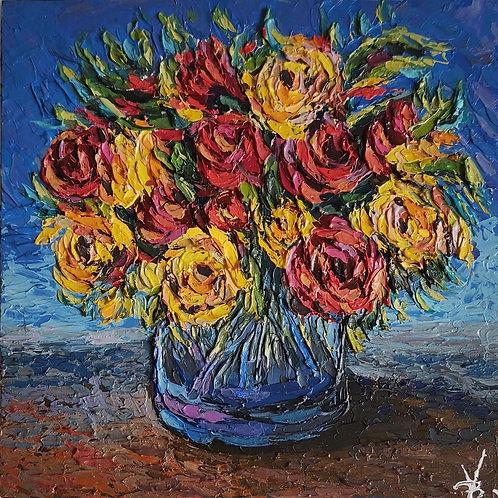 Original Painting 'Abundance'