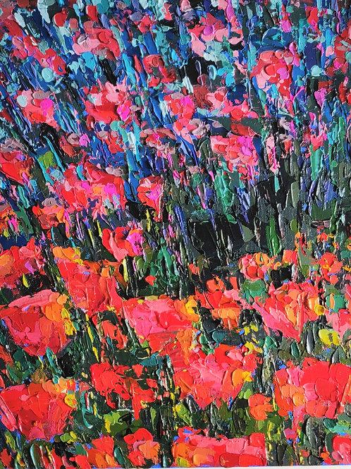 Original Painting 'Hay Fever'