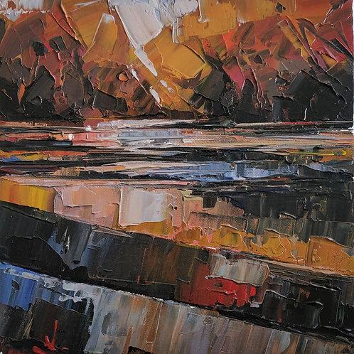 Original Painting 'Autumn Escape'