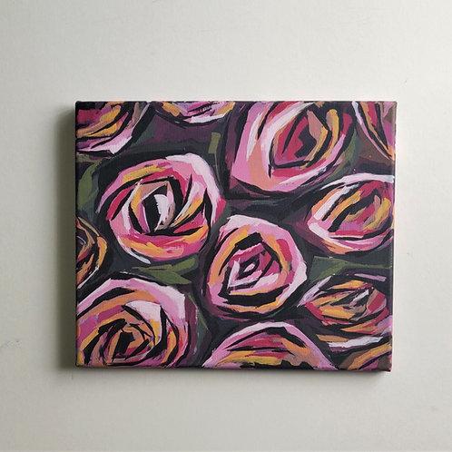 Original Painting 'Dream Bouquet'