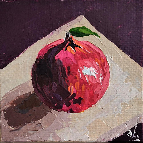 Original Painting 'Pomegranate'