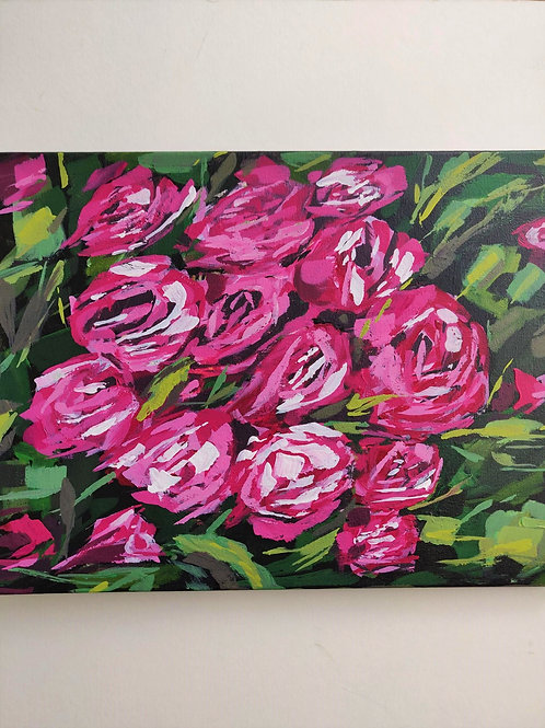 Blossom Collection 'Chaotic Rose Bloom'