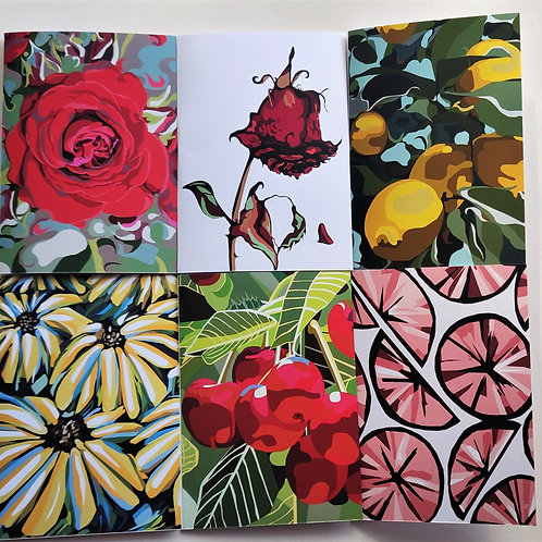 Spring Collection - Greeting Cards