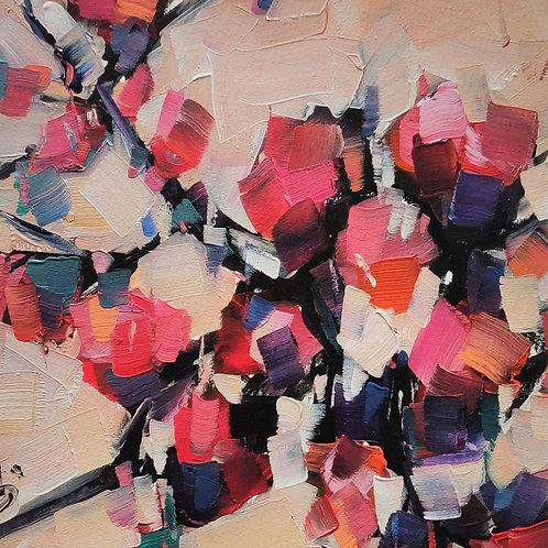 Original Painting 'Autumn Blossom'