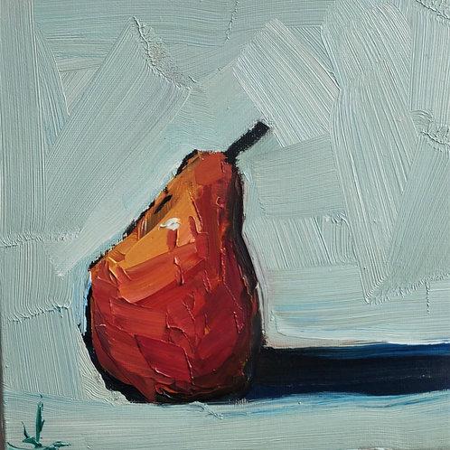 Original Painting 'Orange Pear'