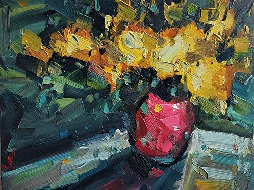Original Painting 'Burst Of Light'