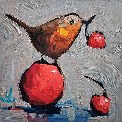Original Painting 'Balancing Act'