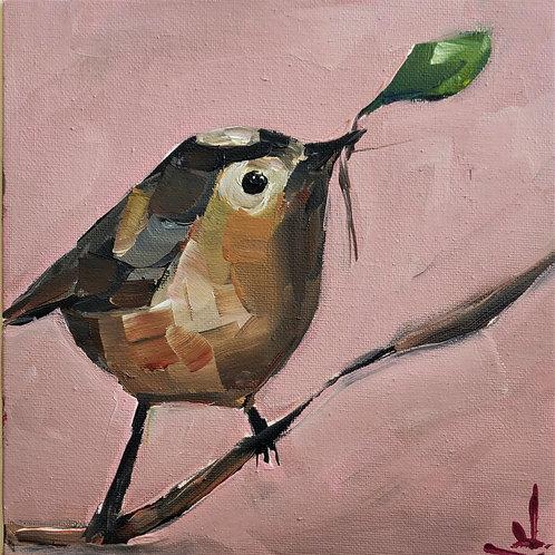 Original Painting 'Carolina Wren'