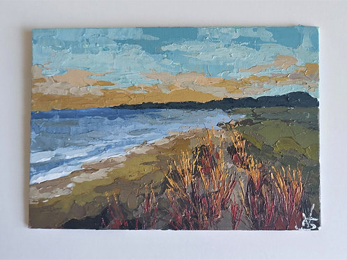 Original Painting 'Beach Walk'
