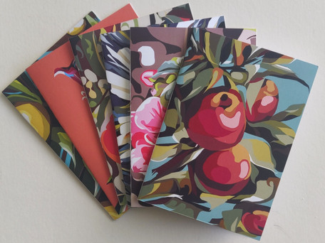 Make your Own Greeting Cards From Your Art!
