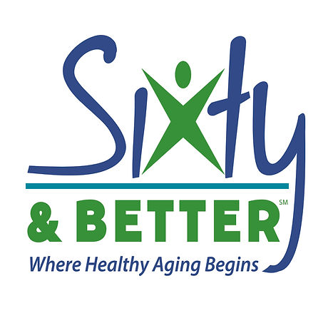 Sixty and Better Logo