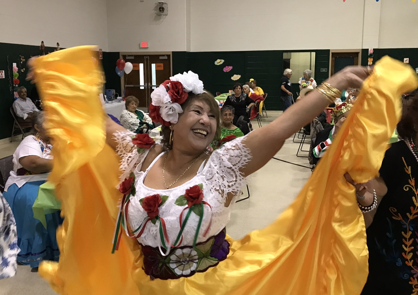 2018 Frank and Jean Buhler Hispanic Heritage Month Dance